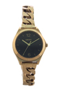 NY2425 Parsons Gold-Tone Stainless Steel Bracelet Watch by DKNY for Women - 1 Pc Watch