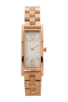 NY2429 Pelham Rose Gold-Tone Stainless Steel Bracelet Watch by DKNY for Women - 1 Pc Watch