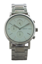 NY2273 Chronograph Soho Stainless Steel Bracelet Watch by DKNY for Women - 1 Pc Watch