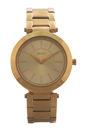 NY2286 Stanhope Gold-Tone Stainless Steel Bracelet Watch by DKNY for Women - 1 Pc Watch