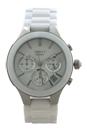 NY4912 White Ceramic Bracelet Watch by DKNY for Women - 1 Pc Watch