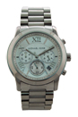 MK6273 Chronograph Cooper Stainless Steel Bracelet Watch by Michael Kors for Women - 1 Pc Watch