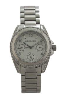 MK5612 Mini Blair Stainless Steel Bracelet Watch by Michael Kors for Women - 1 Pc Watch