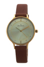 SKW2147 Anita Saddle Leather Strap Watch by Skagen for Women - 1 Pc Watch
