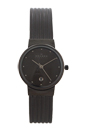 355SMM1 Charcoal Mesh Stainless Steel Bracelet Watch by Skagen for Women - 1 Pc Watch