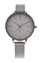 SKW2358 Hagen Stainless Steel Mesh Bracelet Watch by Skagen for Women - 1 Pc Watch