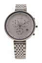 SKW2419 Chronograph Gitte Stainless Steel Bracelet Watch by Skagen for Women - 1 Pc Watch