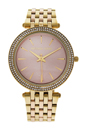 MK3507 Darci Gold Rose Gold Watch by Michael Kors for Women - 1 Pc Watch