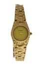 REDS23-GG Duclos - Gold Stainless Steel Bracelet Watch by Jean Bellecour for Women - 1 Pc Watch