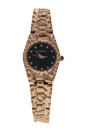 REDS23-RGB Duclos - Rose Gold Stainless Steel Bracelet Watch by Jean Bellecour for Women - 1 Pc Watch