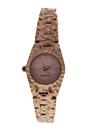 REDS23-RGP Duclos - Rose Gold Stainless Steel Bracelet Watch by Jean Bellecour for Women - 1 Pc Watch