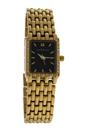 REDS25-GB Comtesse - Gold Stainless Steel Bracelet Watch by Jean Bellecour for Women - 1 Pc Watch