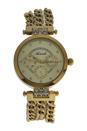 AL0704-03 Gold Stainless Steel Bracelet Watch by Antoneli for Women - 1 Pc Watch
