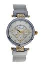 AL0704-07 Silver Stainless Steel Mesh Bracelet Watch by Antoneli for Women - 1 Pc Watch