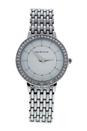 REDS16 Sophie - Silver Stainless Steel Bracelet Watch by Jean Bellecour for Women - 1 Pc Watch
