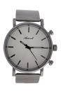AG6182-09 Silver Stainless Steel Mesh Bracelet Watch by Antoneli for Women - 1 Pc Watch