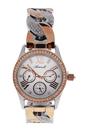 AL0292-04 Silver/Rose Gold Stainless Steel Bracelet Watch by Antoneli for Women - 1 Pc Watch
