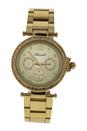 AL0519-01 Gold Stainless Steel Bracelet Watch by Antoneli for Women - 1 Pc Watch