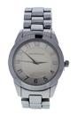 A0372-5 Silver Stainless Steel Bracelet Watch by Jean Bellecour for Women - 1 Pc Watch
