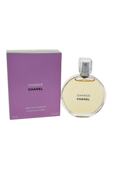 Chanel Chance women 1.7oz EDT Spray