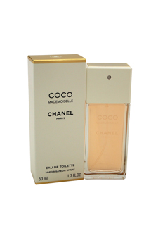 Chanel Coco Mademoiselle women 1.7oz EDT Spray