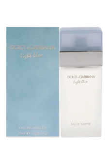 Light Blue by Dolce & Gabbana for Women - 0.85 oz EDT Spray