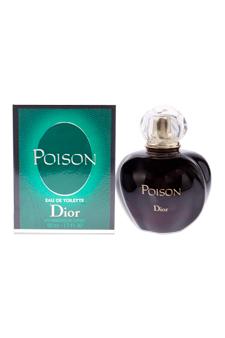 Christian Dior Poison women 1.7oz EDT Spray