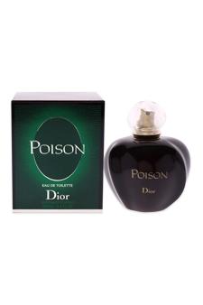 Christian Dior Poison women 3.4oz EDT Spray