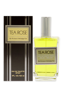 Tea Rose at Perfume WorldWide