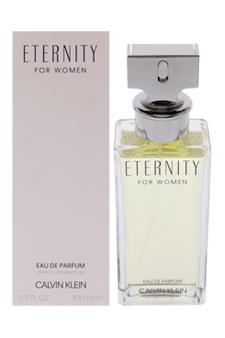 Calvin Klein Eternity women 3.4oz EDP Spray