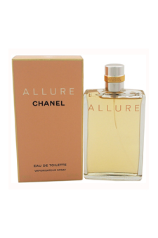 Chanel Allure women 3.4oz EDT Spray