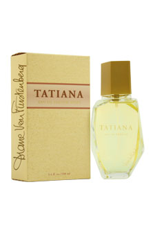 Tatiana by Diane Von Furstenberg for Women - 3.4 oz EDP Spray