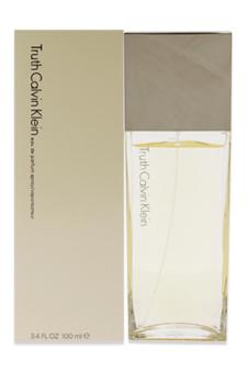 Calvin Klein Truth women 3.4oz EDP Spray