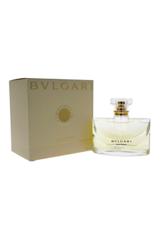 Bvlgari women 3.4oz EDT Spray