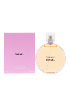Chanel Chance women 3.4oz EDT Spray