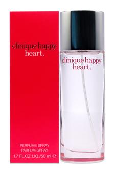 Clinique Happy Heart women 1.7oz Parfum Spray
