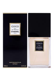 Coco Chanel women 3.4oz EDT Spray