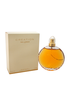 Creation by Ted Lapidus for Women - 3.3 oz EDT Spray