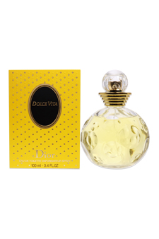 Christian Dior Dolce Vita women 3.4oz EDT Spray