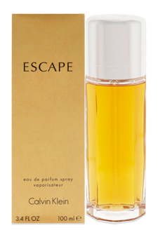 Calvin Klein Escape women 3.4oz EDP Spray