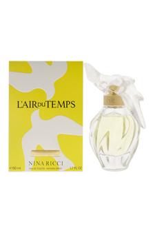 L'air du Temps by Nina Ricci for Women - 1.6 oz EDT Spray
