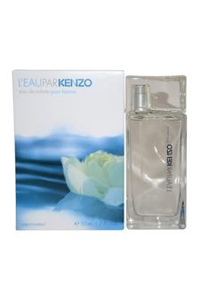 L'eau Par Kenzo by Kenzo for Women - 1.7 oz EDT (Relaunch)