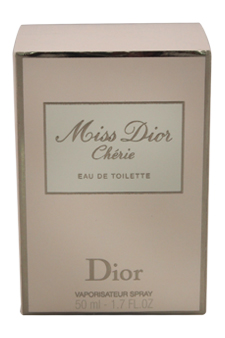 Christian Dior Miss Dior Cherie women 1.7oz EDT Spray