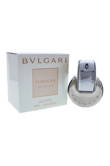 Bvlgari Omnia Crystalline women 2.2oz EDT Spray