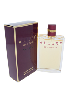 Chanel Allure Sensuelle women 3.4oz EDP Spray