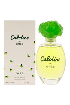Cabotine by Gres for Women - 3.4 oz EDP Spray