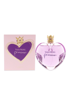 Vera Wang Princess by Vera Wang for Women - 3.4 oz EDT Spray