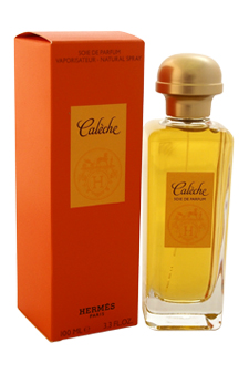 Caleche (Soie de Parfum) by Hermes for Women - 3.3 oz EDP Spray