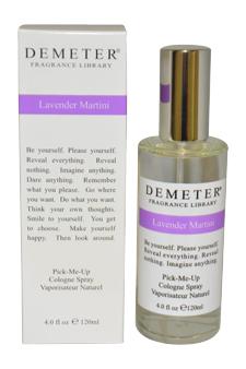 Lavender Martini by Demeter for Women - 4 oz Cologne Spray