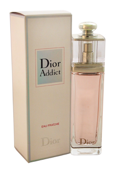 Christian Dior Dior Addict Eau Fraiche women 1.7oz EDT Spray
